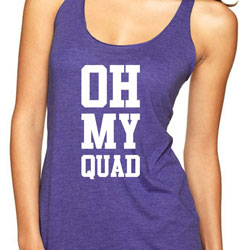 Health and Wellness stocking stuffer oh my quad tank