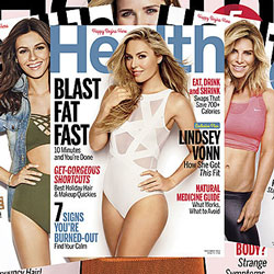Health and Wellness stocking stuffer health magazine subscription