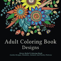 Health and Wellness stocking stuffer adult coloring books