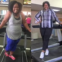 California Seamstress Sheds 60 Pounds and Gets New Lease on Life