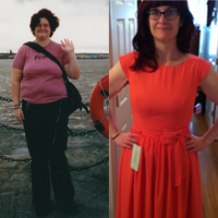 'I got rid of it all': Software engineer sheds 100 pounds with Diet-to-Go