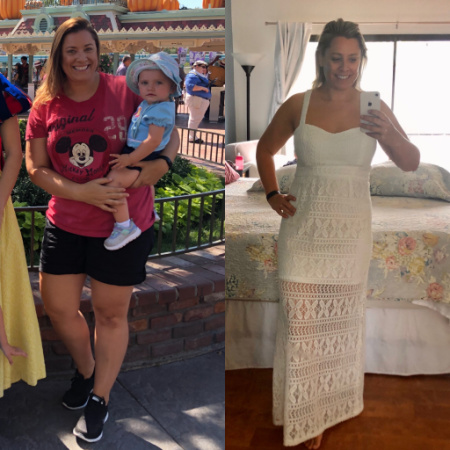 Busy Mom Sheds 34 Pounds Ahead of 40th Birthday